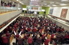 Stock market down by N91bn on profit-taking