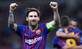 Manchester United leads 5 Others Club Scramble For Messi