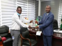 SAHCO MD, AGBOARUMI RECEIVES LEADS AFRICA'S PERSONALITY AWARD