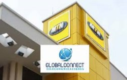 MTN GlobalConnect Reward with Best African Wholesale Operator award