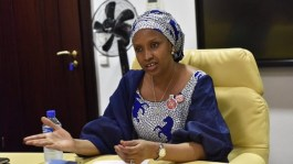 Hadiza Usman, NPA MD re-appointed for another five-year tenure