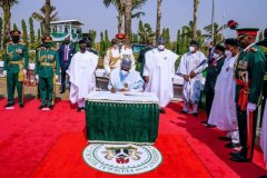 Buhari Orders Service Chiefs to Ensure Synergy in Fight against Insurgents