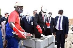 Julius Berger to complete DPR headquarters building Abuja within 24 months says Dr. Timipreye Silva