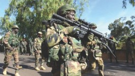 Military Combs Benue Forest in Search of Ortom's Attackers