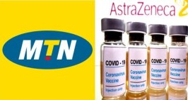 First set of MTN donationof 1.4 million doses of Vaccines delivered to Nigerian government