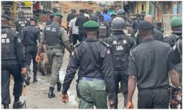 48 Arrested By Police as Hoodlum Stabs Another to Death in Lagos