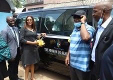 Sifax Group Boost Seafarers Mission's Mobility, Donates Bus