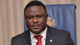 Ayade becomes APC leader in Cross River, says state must join centre