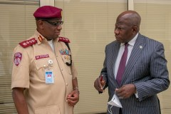 NAICOM Partners FRSC totakes enforcement of 3rd party motor insurance to next level