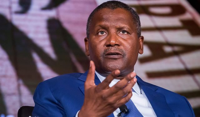 Dangote tutor managers of AfCFTA at MAN 50th-anniversary's High-Level Roundtable Discussion on Industrialisation in Africa