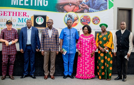 EdoBEST: Gov. Obaseki calls for greater participation of stakeholders stating that together, we can do more.