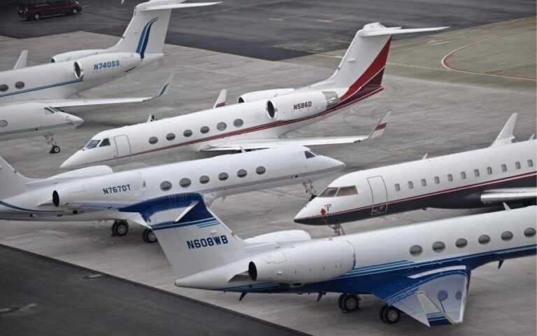 Customs threatens to seize 29 private jets over import duties default