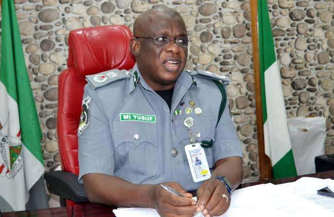 Apapa Customs Command Decorate 110 Newly Promoted Officers