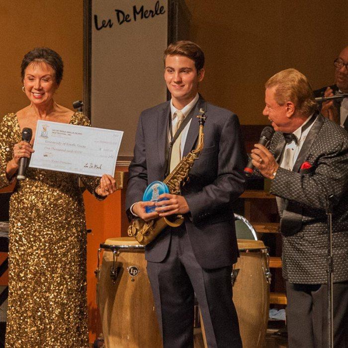 2015 AIJF Scholarship Winner Ryan Duncan