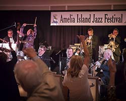 Big Band Bash at the Omni Amelia Island Plantation
