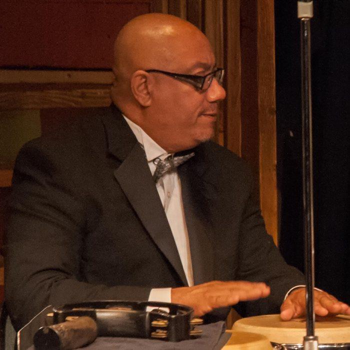 Sam Rodriguez at the Amelia Island Jazz Festival