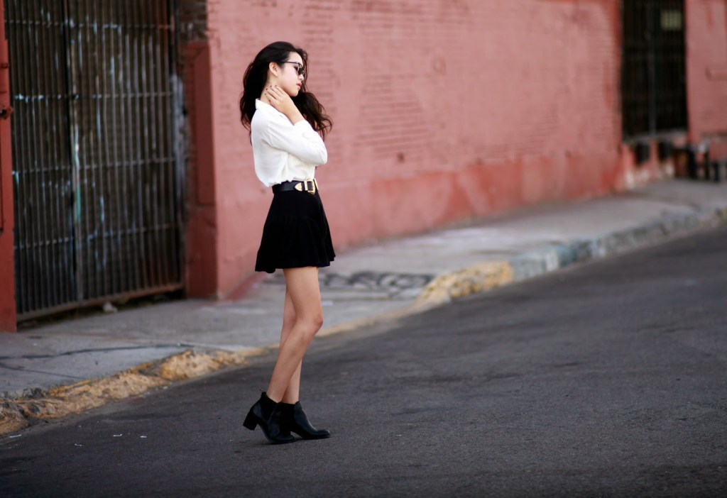 Flare personal style outfit #3