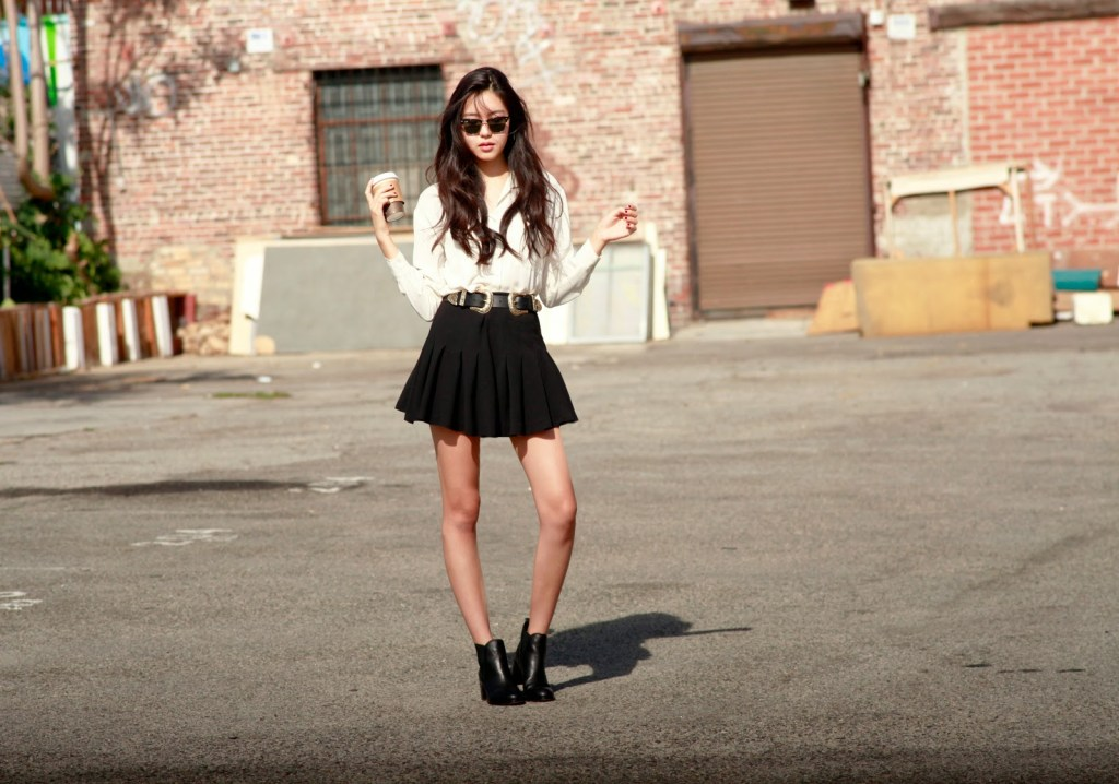 Flare personal style outfit #6
