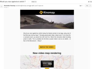 Kinomap #1