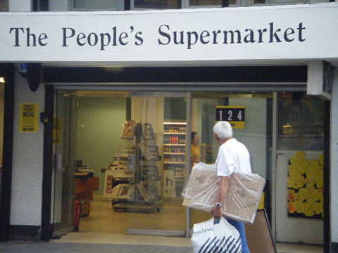 The Peoples Supermarket