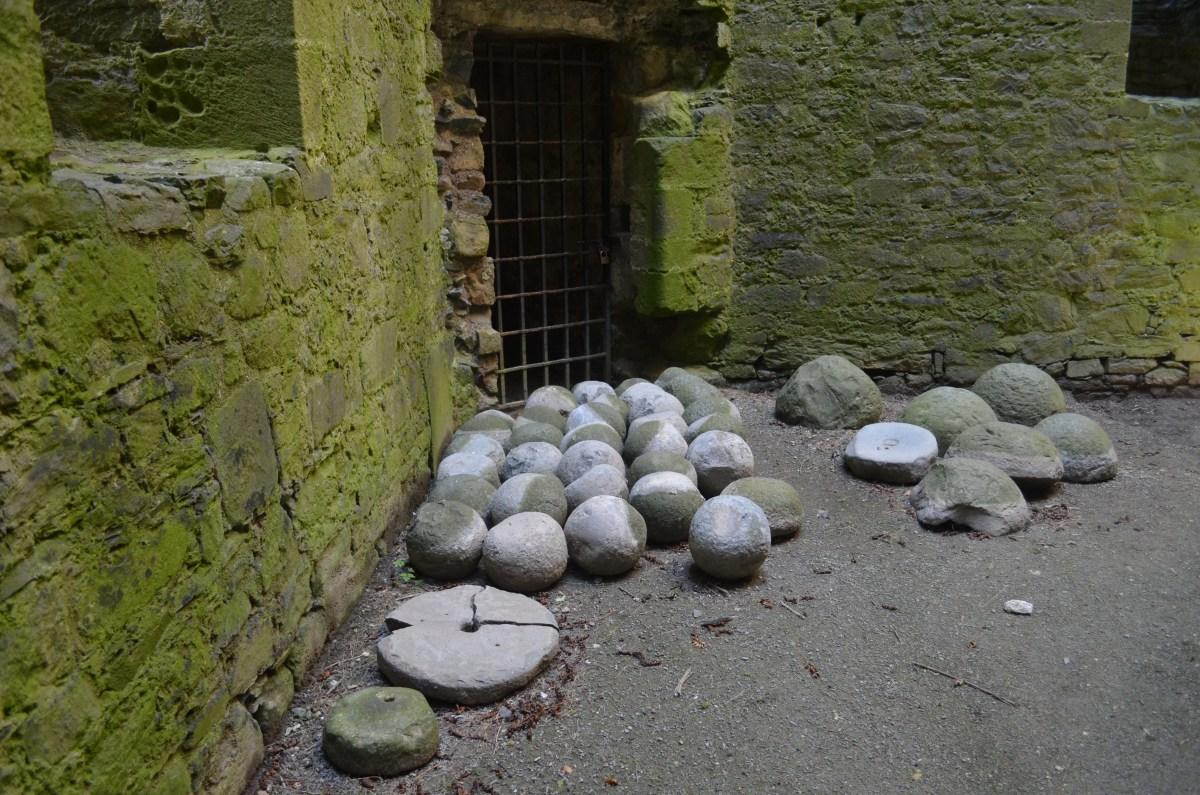 Trebuchet Balls