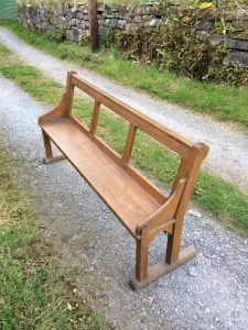 Church pew - €70