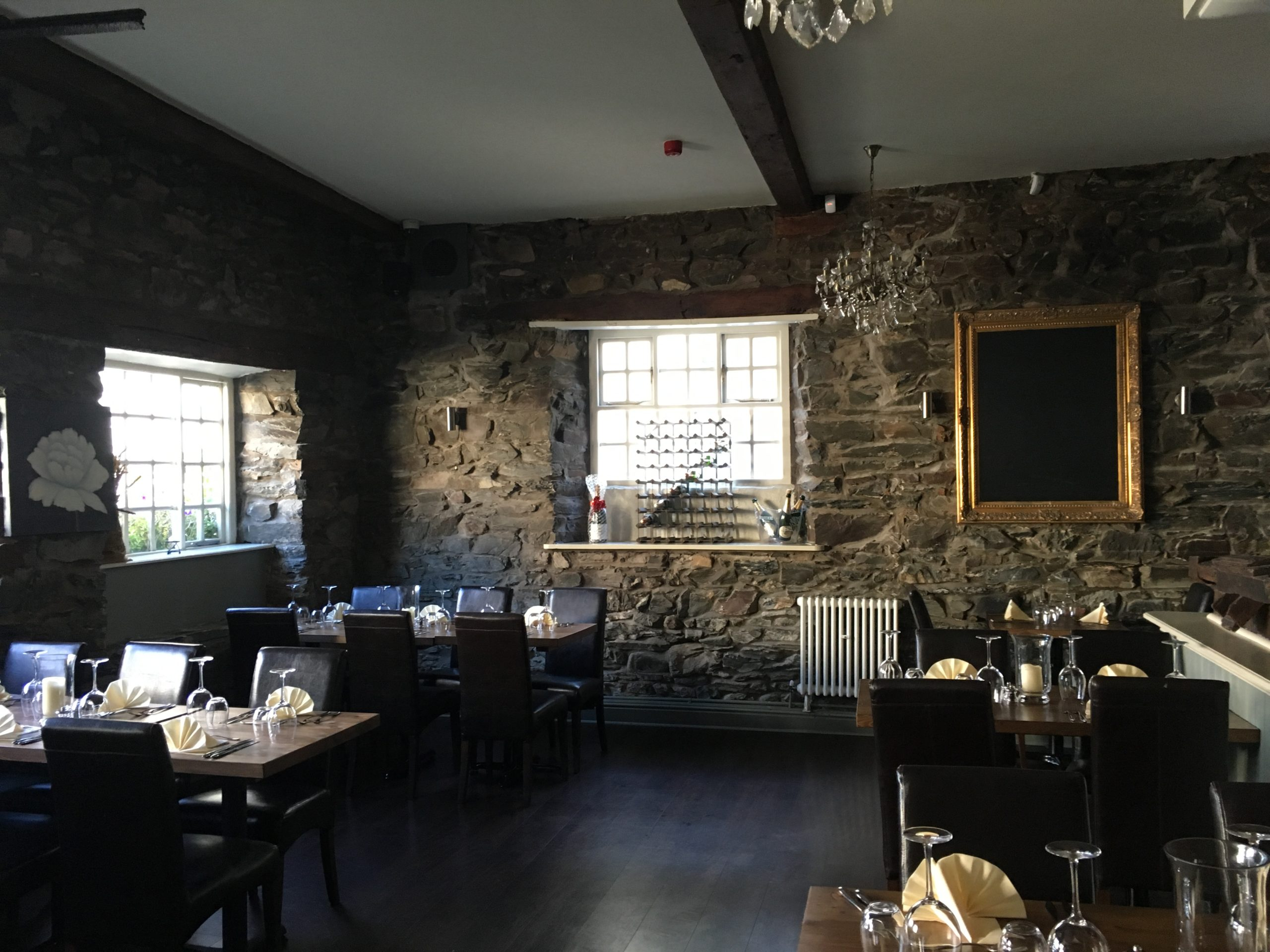 The Mill at Ulverston gastropub Cumbria