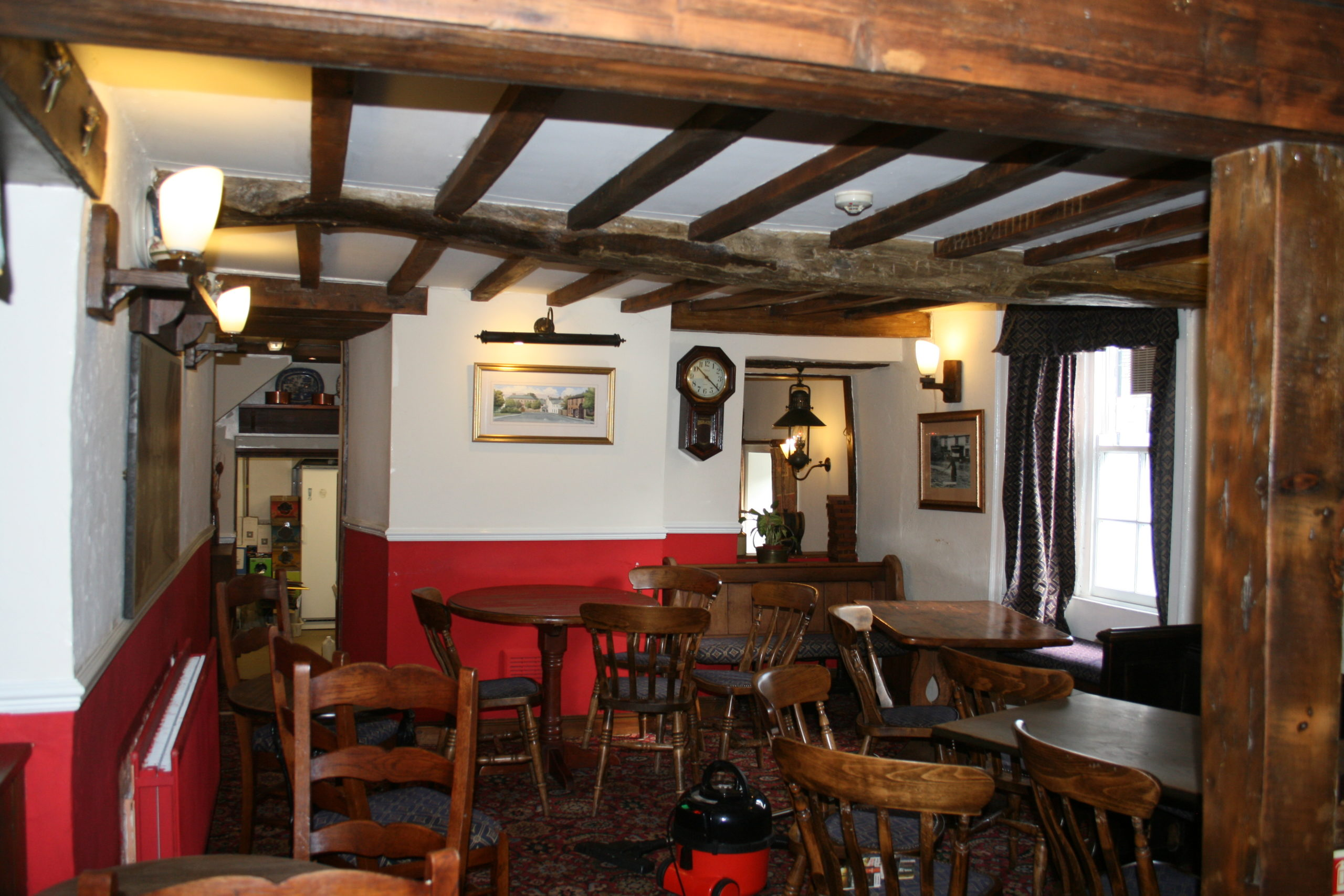 Cumbria, The Swan Inn Cockermouth