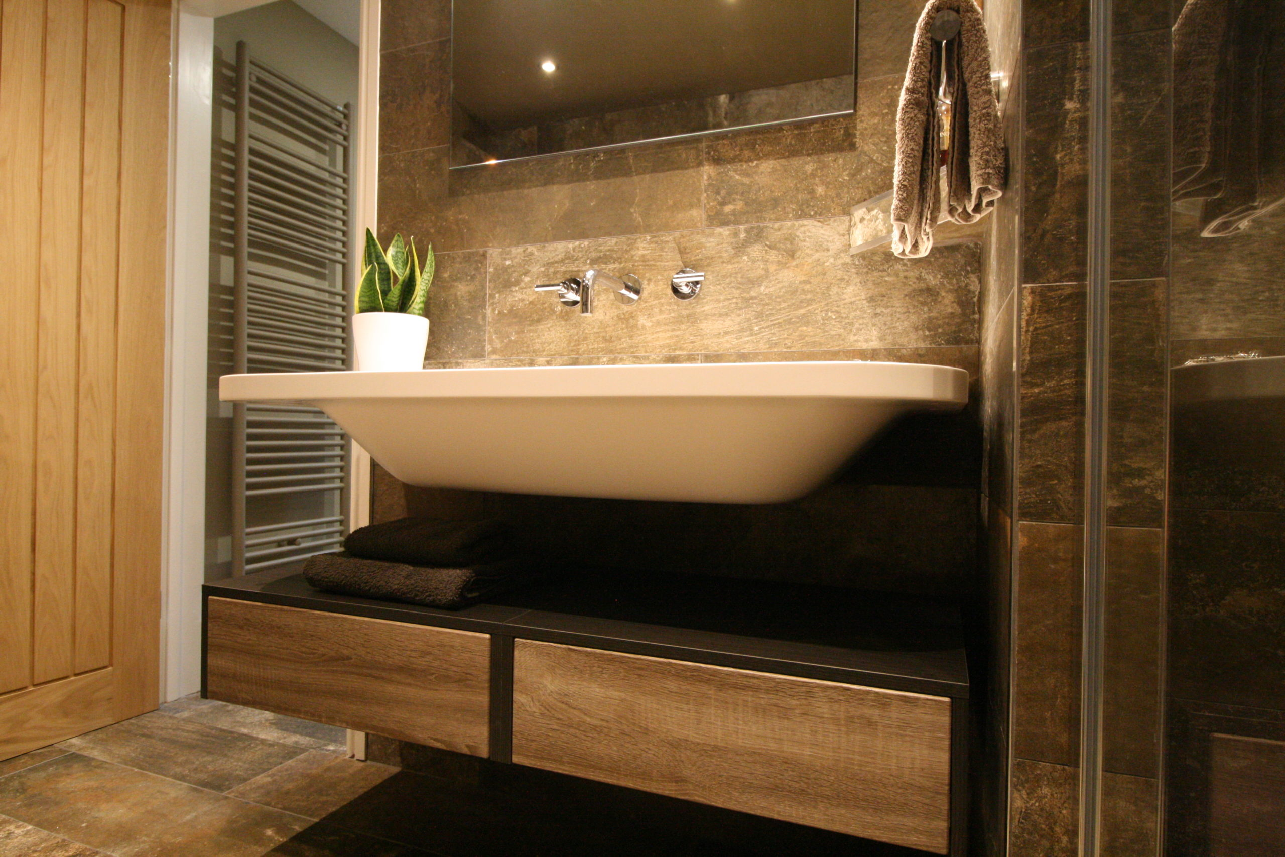 Two Beautiful Bathrooms - Part One