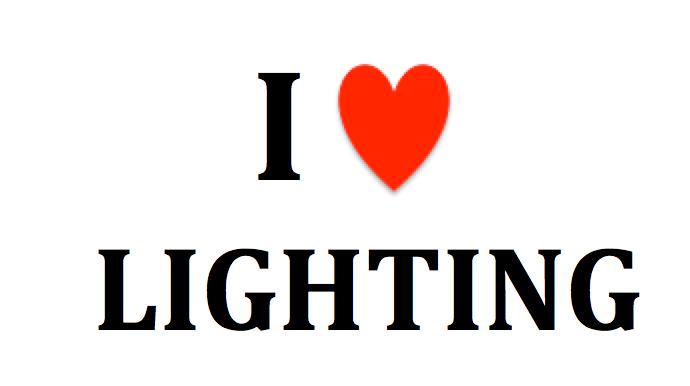 I Love Lighting - My Mini House Tour
