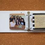 Create an easy farewell gift using the WRMK 4x4 mini albums | Amelia Writes
