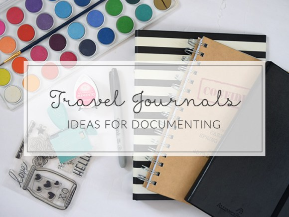 Stuck for ways to document your trip? Here are 5 versatile travel journal ideas to document!