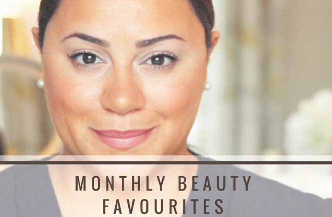 youtube beauty favourites
