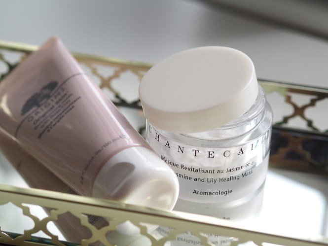Chantecaille Jasmine and Lilly healing mask
