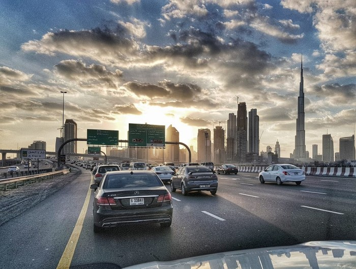 UAE-Traffic-Council-Dubai