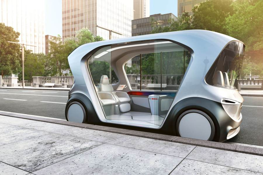 Bosch Autonomous Vehicles