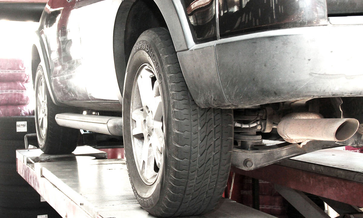 ADNOC Vehicle Inspection