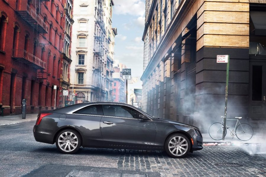 Cadillac ATS Middle East