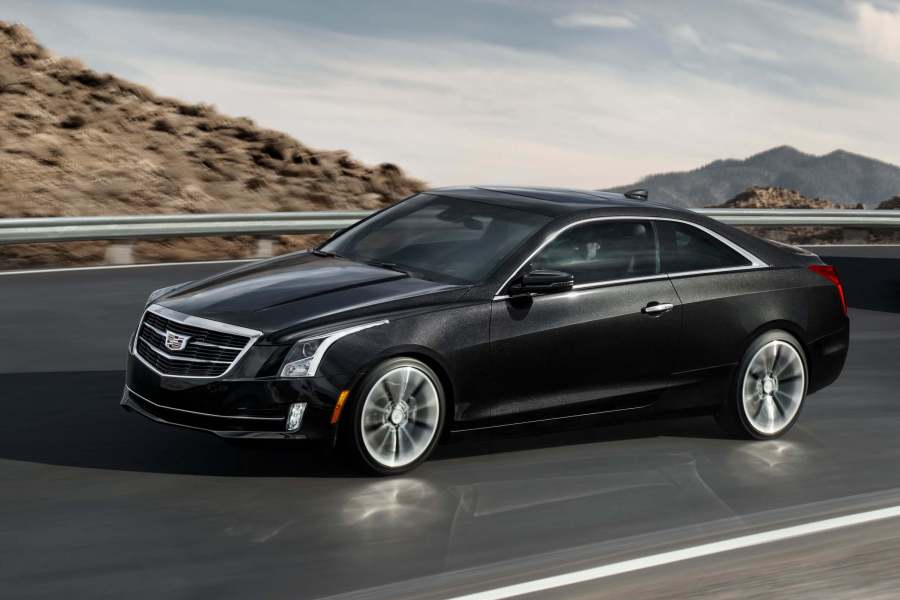Cadillac ATS 2019 Middle East