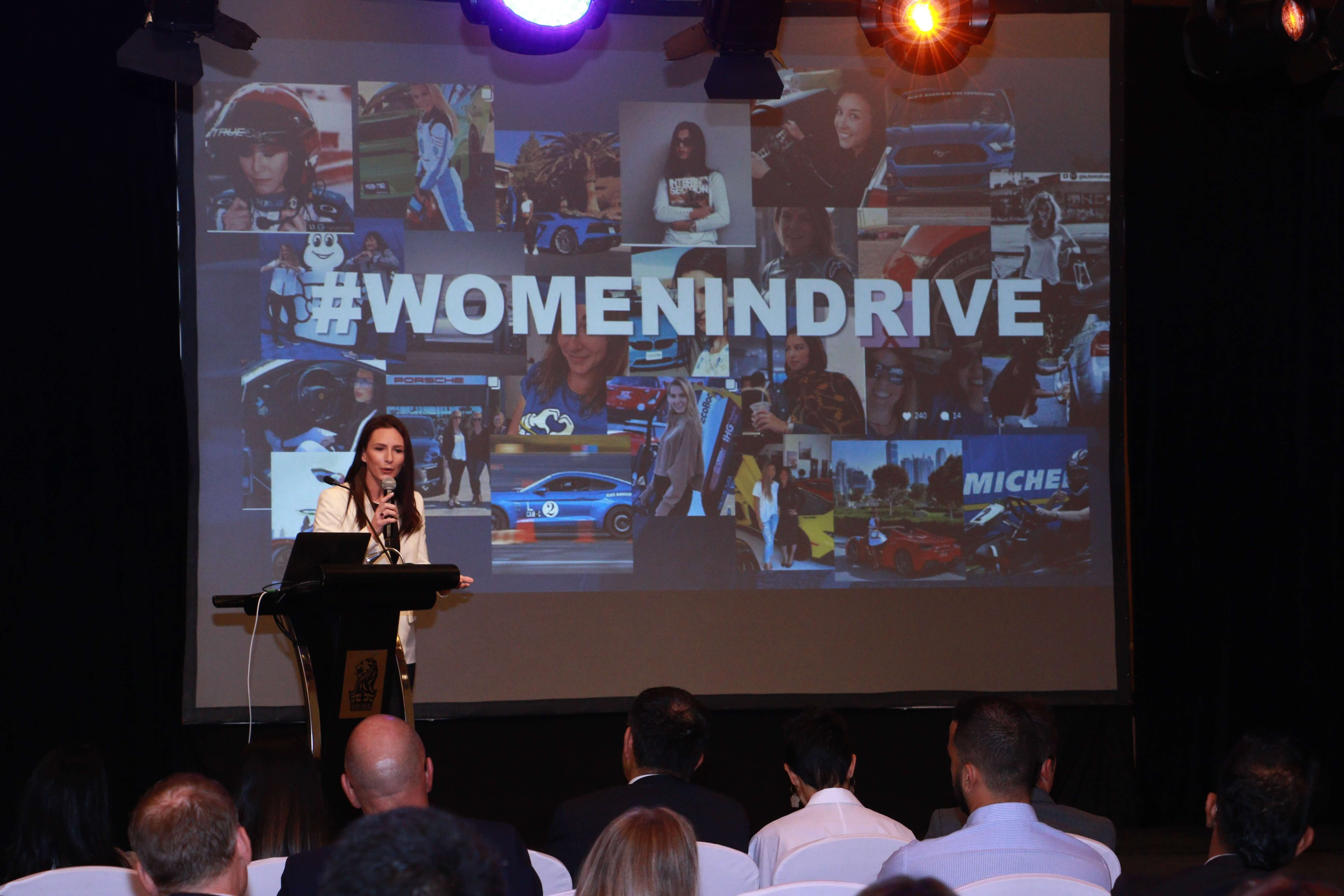 Michelin at Women In Automotive Forum in Middle East