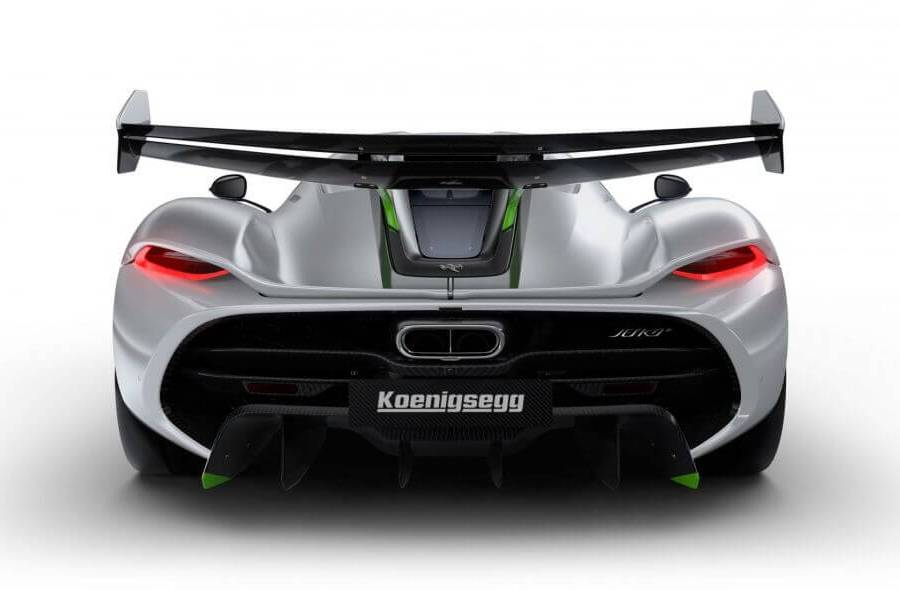 koenigsegg jesko middle east