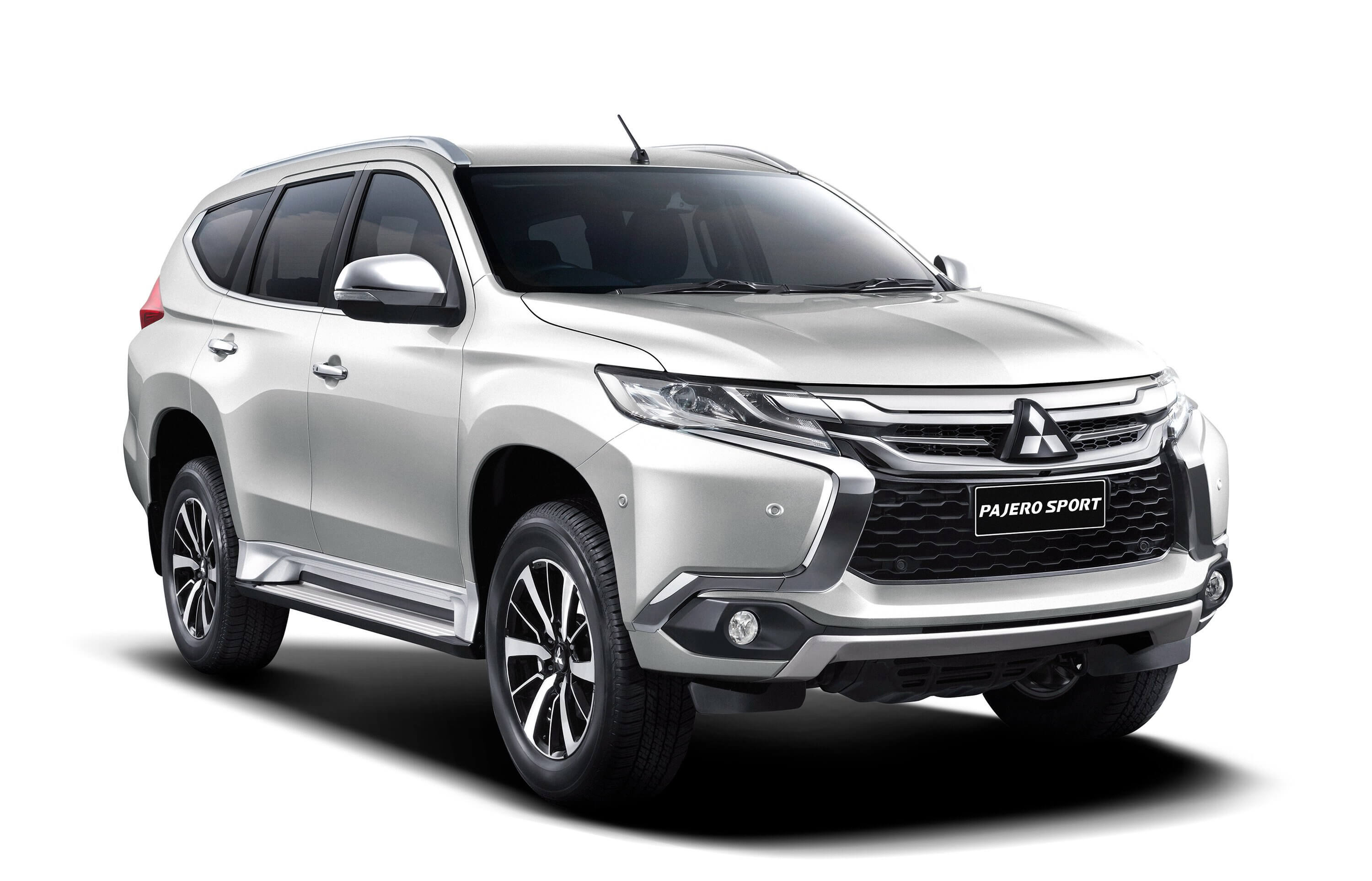 Mitsubishi Pajero 2019 Final Edition