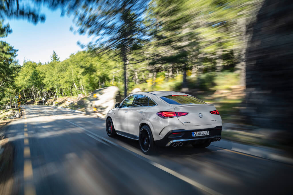 Mercedes AMG GLE 53 4MATIC+ Coupé, 2019