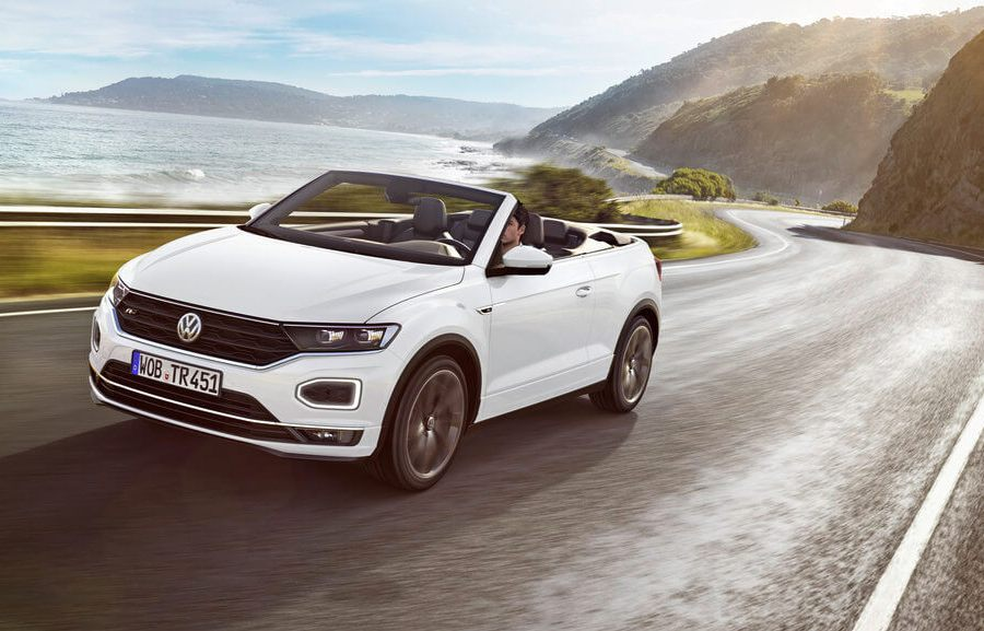 Volkswagen T-Roc Cabriolet Revealed