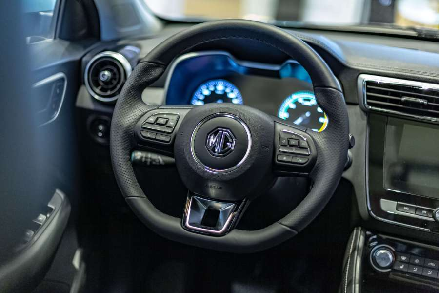 MG ZS Electric Car