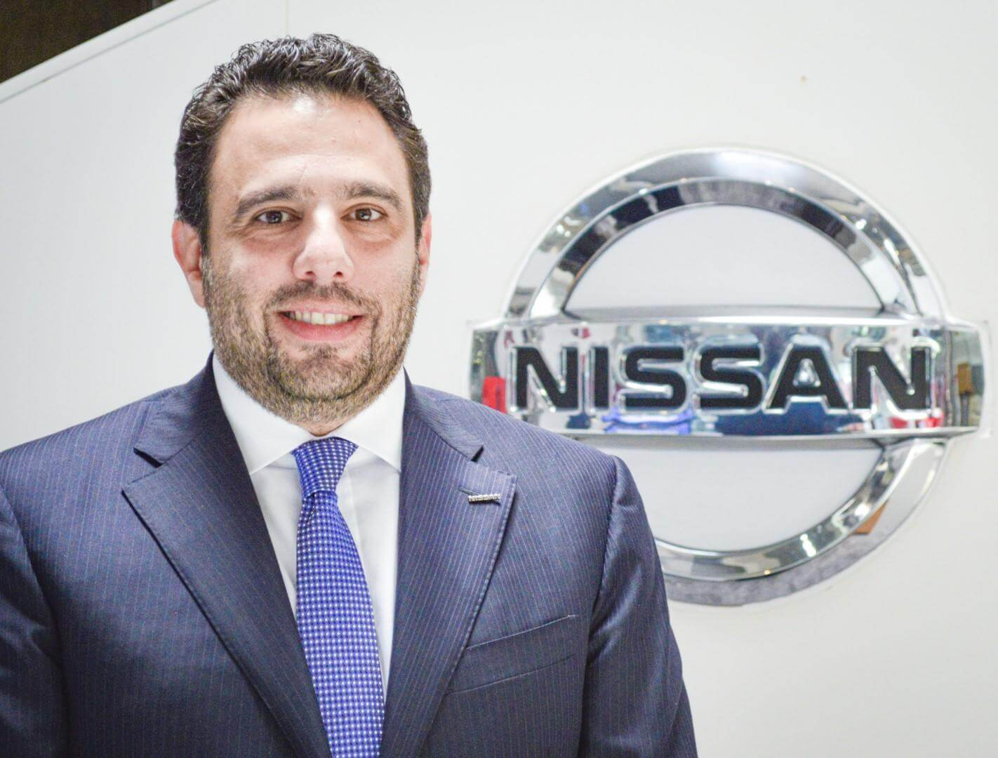 Thierry Sabbagh Managing Director, Nissan Middle-East