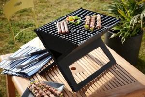 Barbecue-Bois