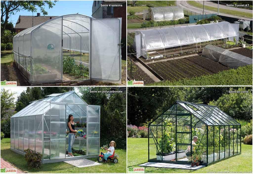 Du nouveau c t serre de jardin mobilier de jardin - Pieces detachees pour serre de jardin ...