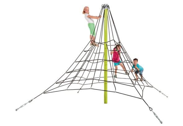 aire de jeux collectivités pyramide cordes
