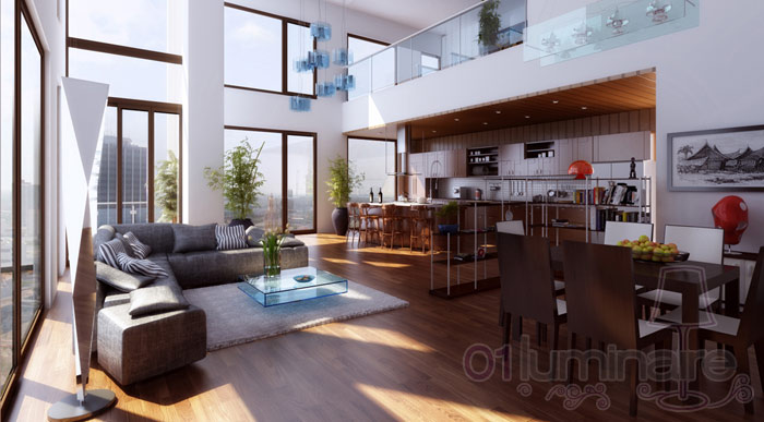 luminaire design amenagement maison